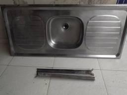 Pia de Alumínio Cozinha
