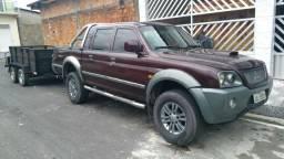 L200 vendo ou troco - 2007