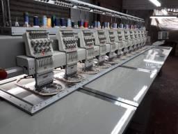 Vendo Máquina de Bordar SWF 12 cabeças