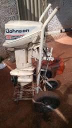 Motor de popa Johnson 15hp