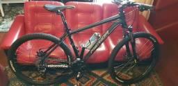 Bicicleta Merida Big Seven, Aro 27,5 - Preta/Fosco