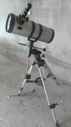 Telescópio de pé