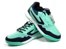 c089ba9e5aa84 Tenis Futsal Topper Dominator 2 PRO marinho TAM: 37 ao 42