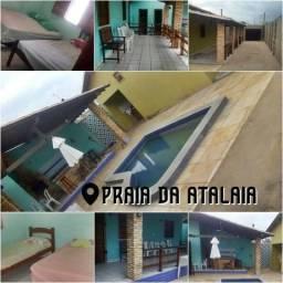 Aluguel de casa de praia em Luis Correia