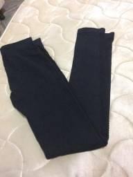 Calça Legging e Calca Jeans