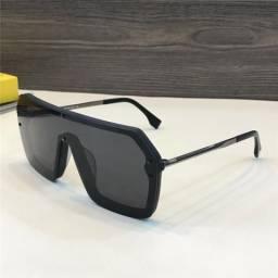 92b8b1e2e2ada Óculos De Sol Fendi Fd 0366-cc - Original