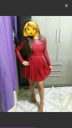 Vestido de festa da CANDY 100,00