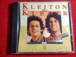 CD Kleiton Kledir Minha História. Usado