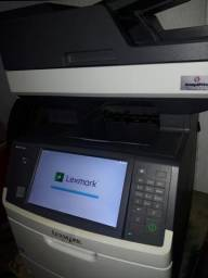 Impressora Lexmark a laser