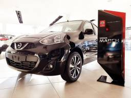 Nissan March SL Cvt R$ 68.990,00 2020/2020