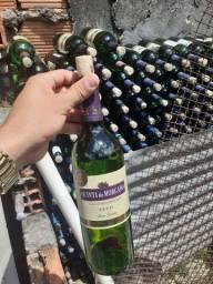 Garrafas de vinho, ou Rolha