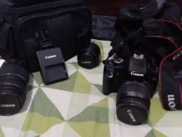 Câmera Fotográfica Canon 450D EOS