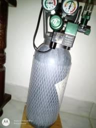 CO2 com acessórios