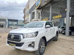 Toyota - Hilux SRV 4X4 - AUT - 2020