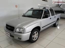Chevrolet S-10 Executive CD 2.8 4x4 /// POR GENTILEZA LEIA TODO O ANÚNCIO - 2005
