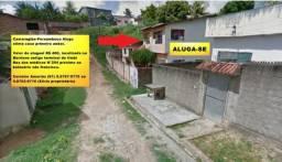 Camaragibe-Pernambuco Alugo otimá casa primeiro andar