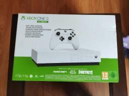 Xbox one s 4k 1tb