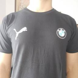 Camisa BMW preta