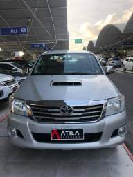 Toyota Hilux 2013 diesel 4x4 SRV extra!!! - 2013