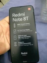 Celular redmi note 8t 64gb