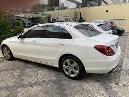 Mercedes C200 2016 a mais nova de Sp! - 2016