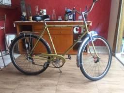 Troca bicicleta por esteira ergométrica