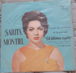 LP - Sarita Montiel - Interpreta Cancoes Filme El Ultimo Cuple