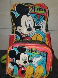 Bolsa escolar Mickey da Sestine