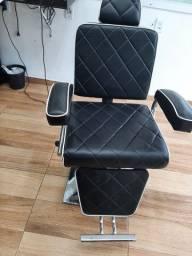 Cadeira para barbearia ou salão