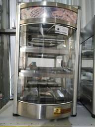 Estufa Edanca vertical a vapor 9 bandejas usada 110v Frete Grátis