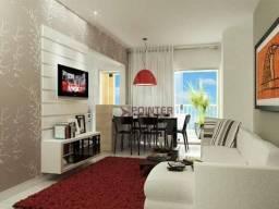 Apartamento com 3 quartos à venda, 74 m² por R$ 320.100 - Santa Genoveva