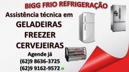 Consertos à domicílio: Freezer, geladeira agende já