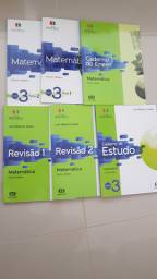Conjunto livros matematica projeto multiplo