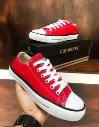 ALL star cano baixo, R$70