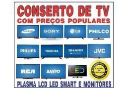 MANUTENÇÃO EM TV LED LCD PLASMA. BUSCAMOS E LEVAMOS NA SUA CASA. PALMAS