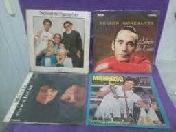 Nelson Gonçalves Lp vinil, diversos, disco e capa originais, bom estado.