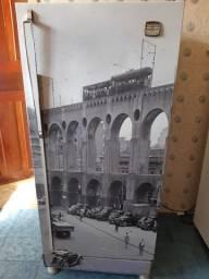 Geladeira Retro/Vintage Consul super luxo 1968 funcionando
