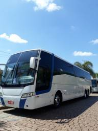 Ônibus VistaBuss Elegance 2008 Semi Leito Completo - Scania Conforshift