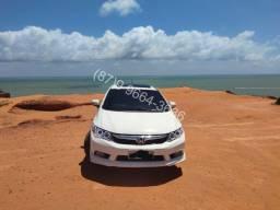 Honda Civic EXR 2.0 FlexOne Top de Linha Completo