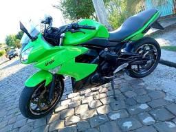 Kawasaki ninja 650r 2012