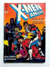 X-Men Anual n. 1 - Dias do Futuro do Presente [Marvel | HQ Gibi Quadrinhos]