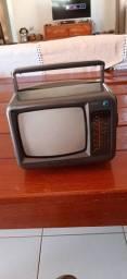 TV antiga 5 polegadas