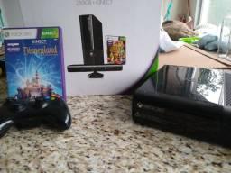 Xbox 360 250gb + kinect
