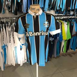 Camiseta Grêmio 2019 Tamanho M, nova