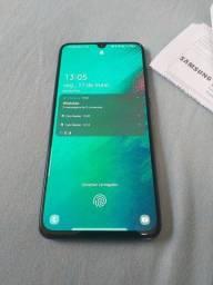 Galaxy A70  - aceito cartao
