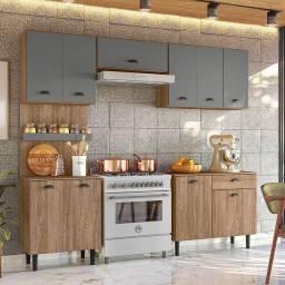 Título do anúncio: Cozinha Completa com Balcão Papper #Entrega e Montagem Grátis