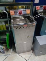 Fritadeira água e óleo 18L