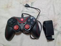 Controle knup para jogo em celular