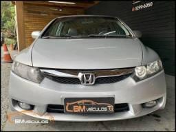 Título do anúncio: Honda Civic 1.8 LXS Sedan Automático 2009