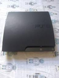 Vendo PS3 super slim com 5 jogos